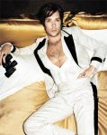 Rufus Wainwright bed